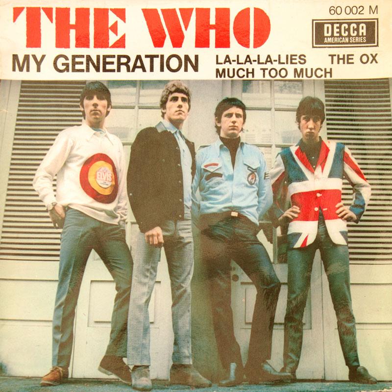 Retro, Vintage, The Who